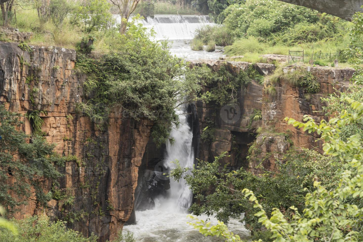 sabiefalls waterval bij sabie foto