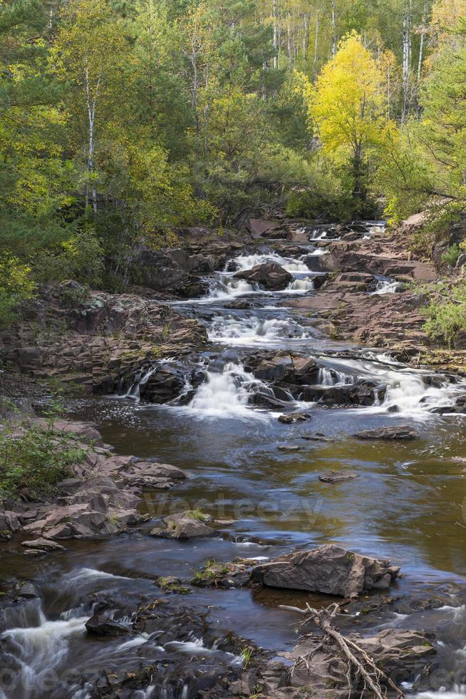 amity creek step valt foto
