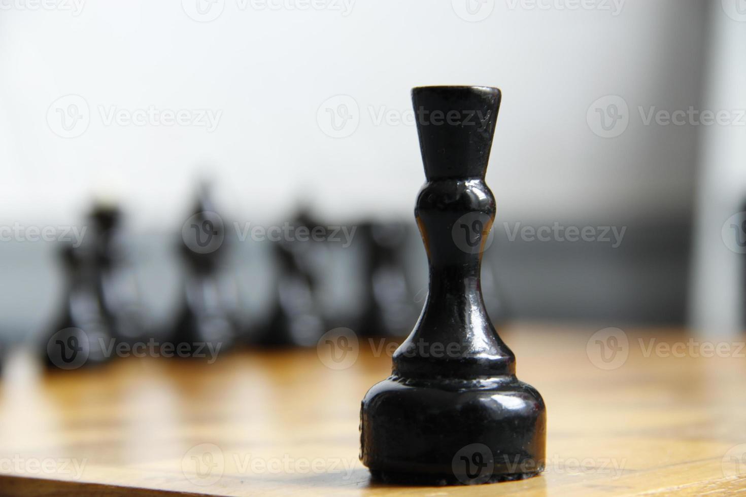 oud schaken foto