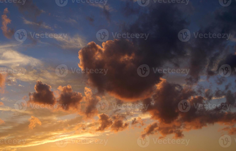 levendige smokey cloud foto