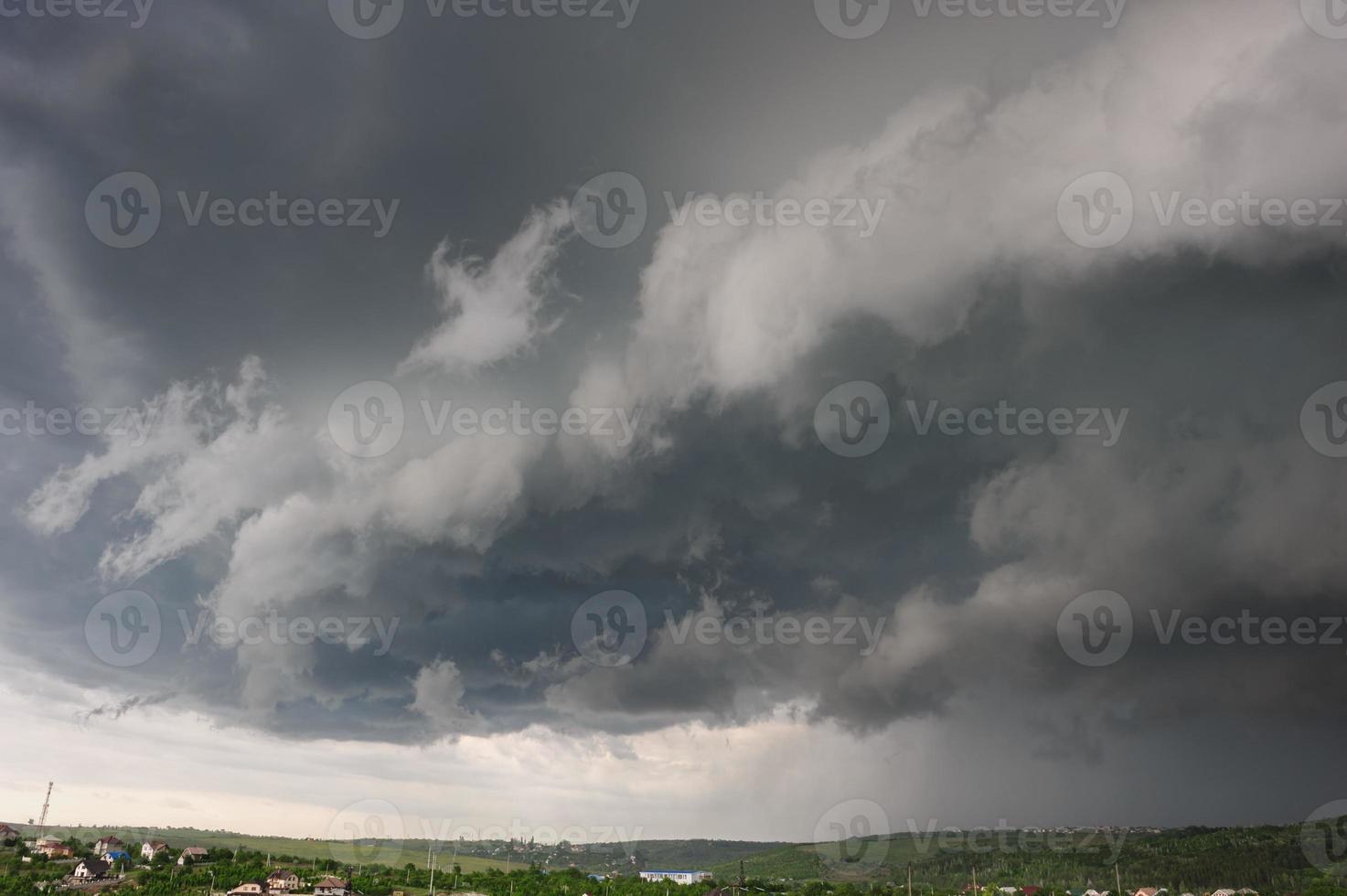 laat de storm beginnen foto