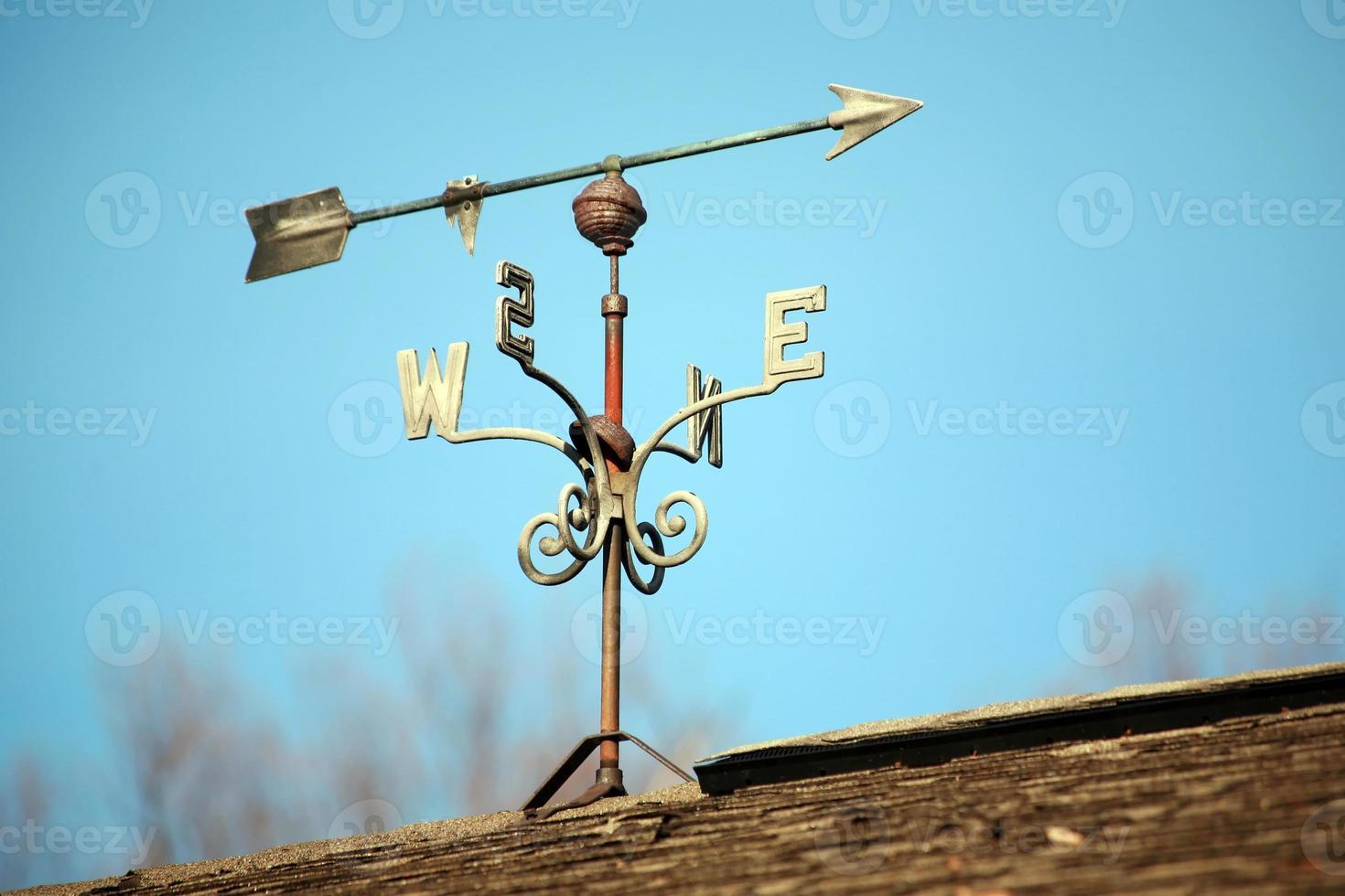 windwijzer foto
