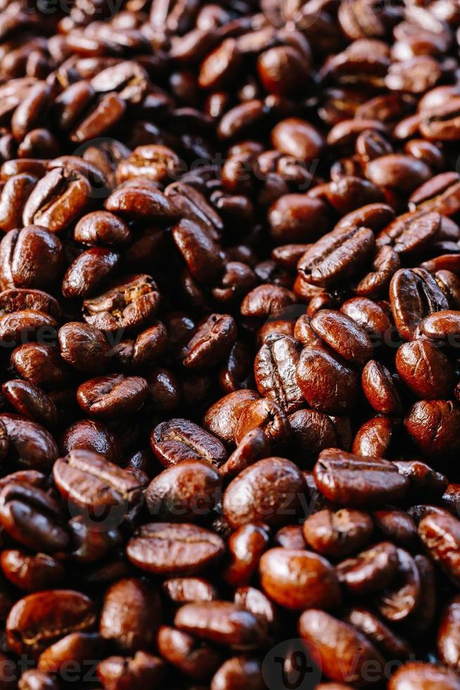 koffieboon textuur foto