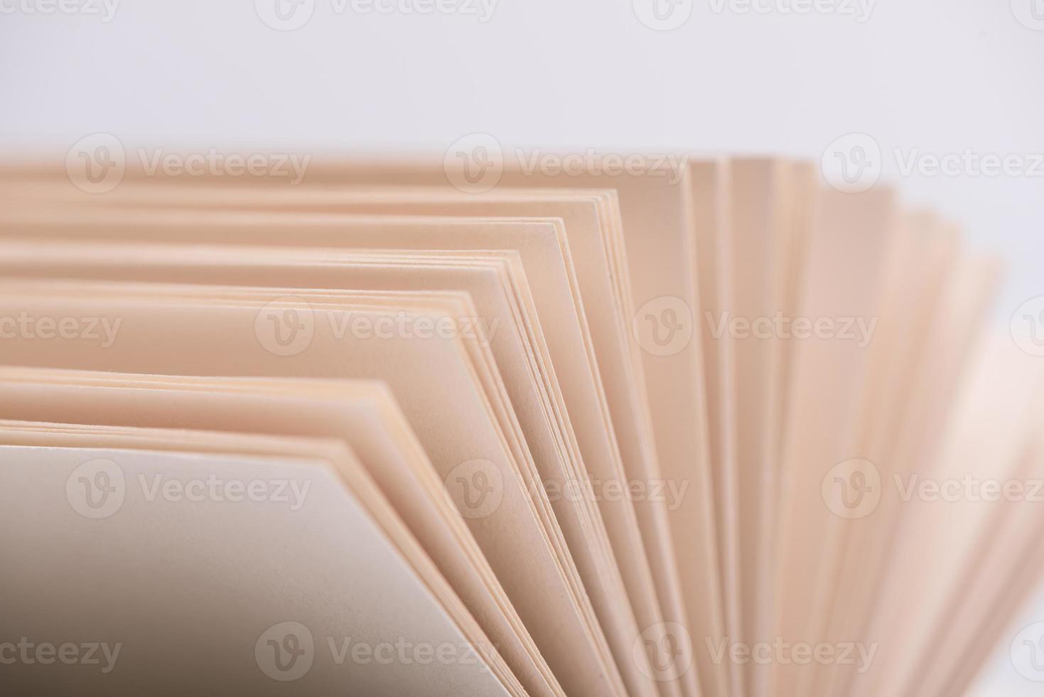 open boek. foto