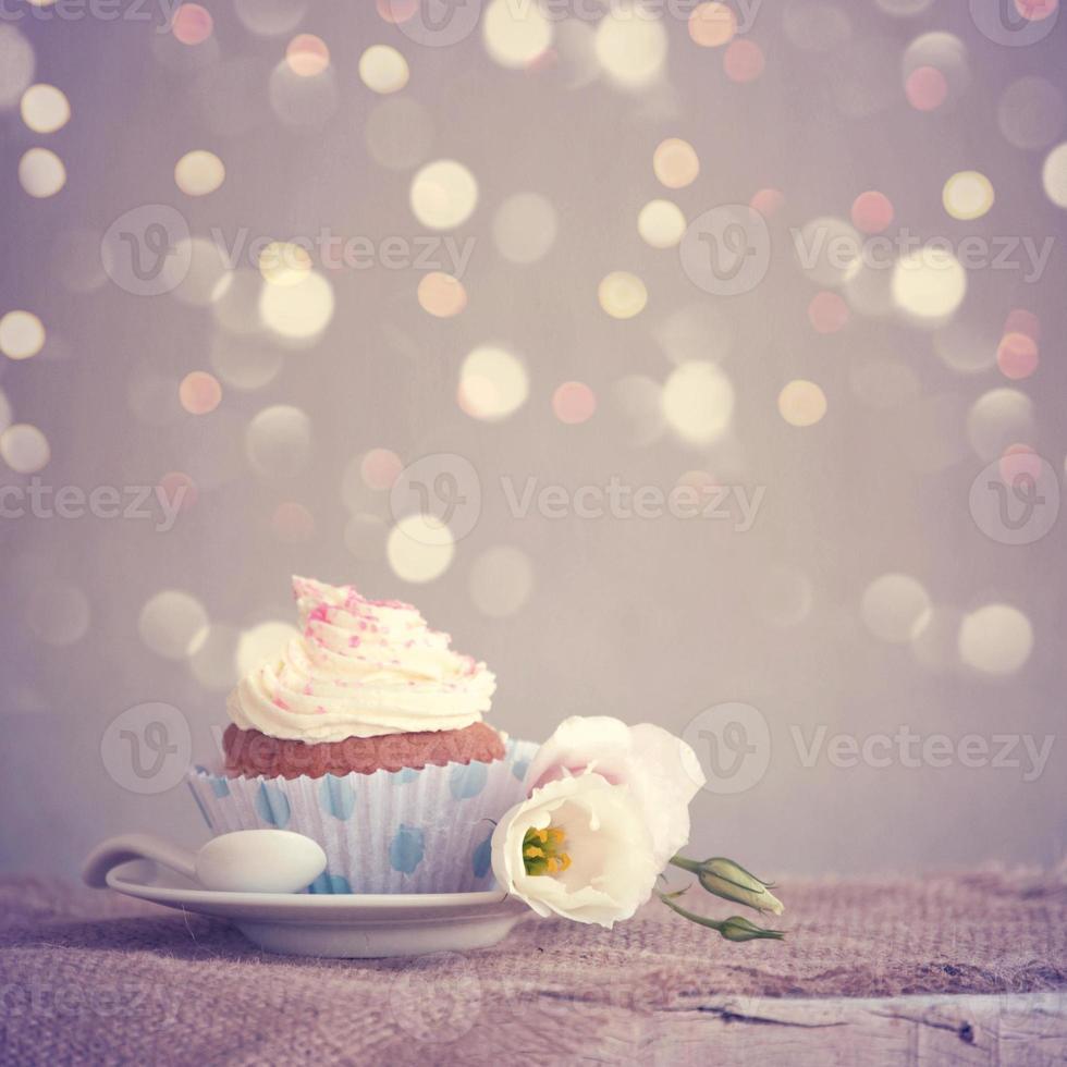 verjaardag cupcakes foto
