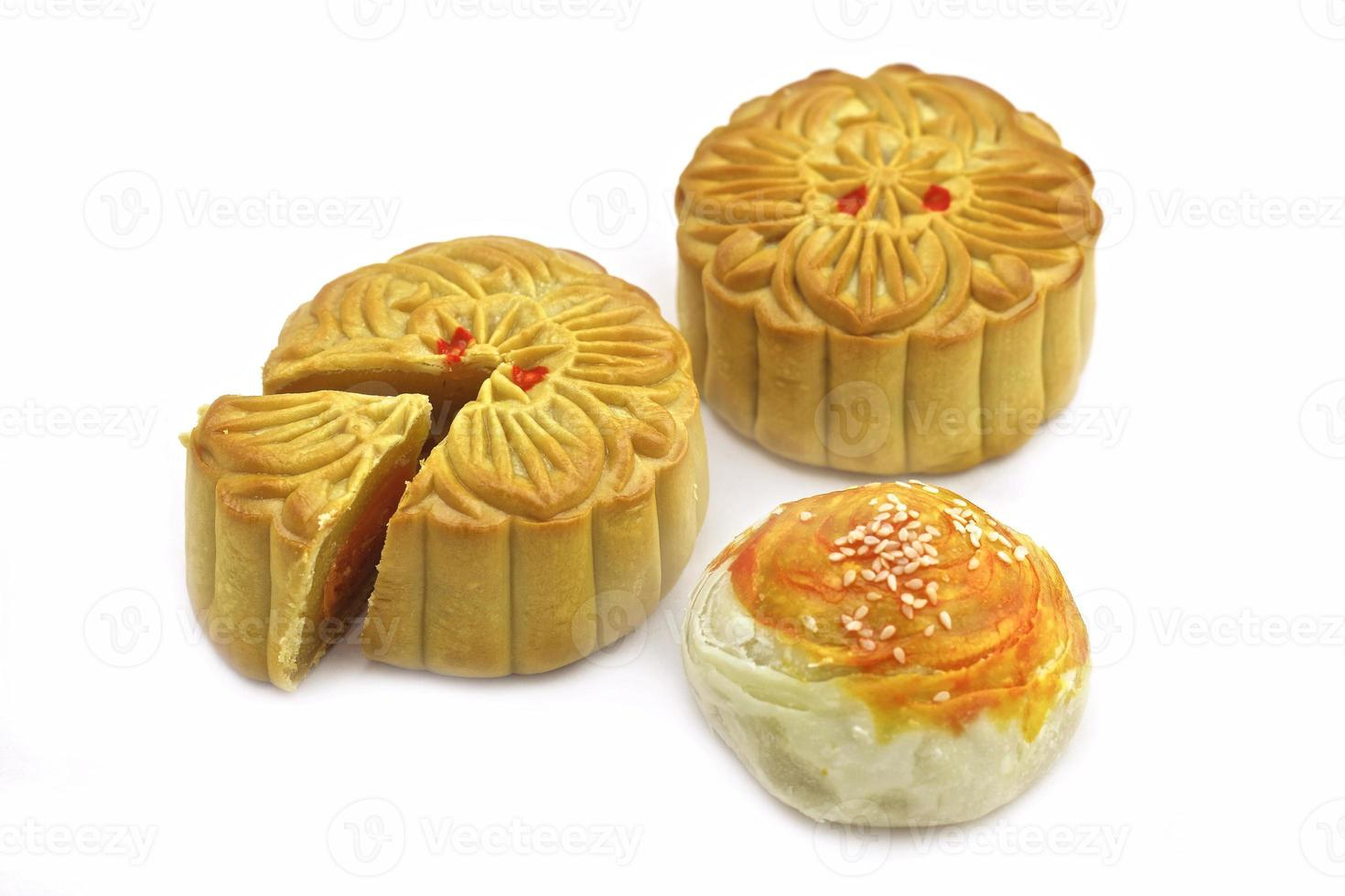 chinese mooncake foto