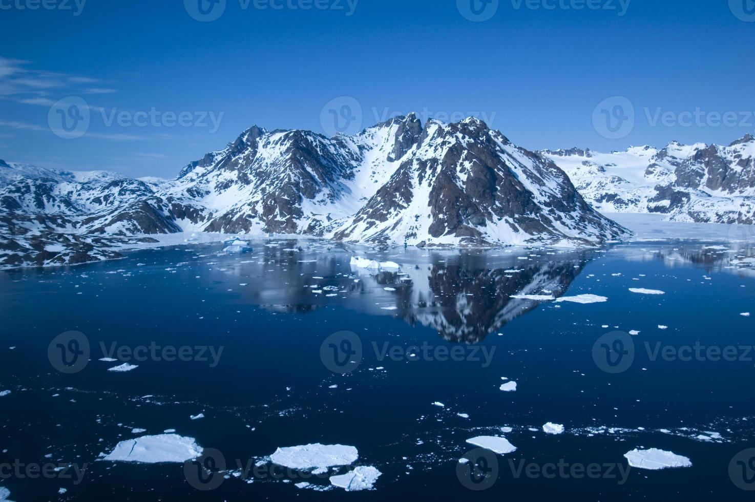 Oost-Groenland foto