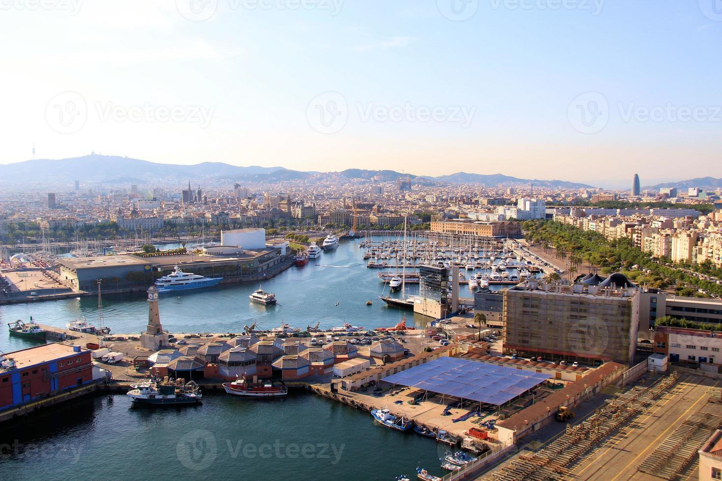 haven van barcelona foto