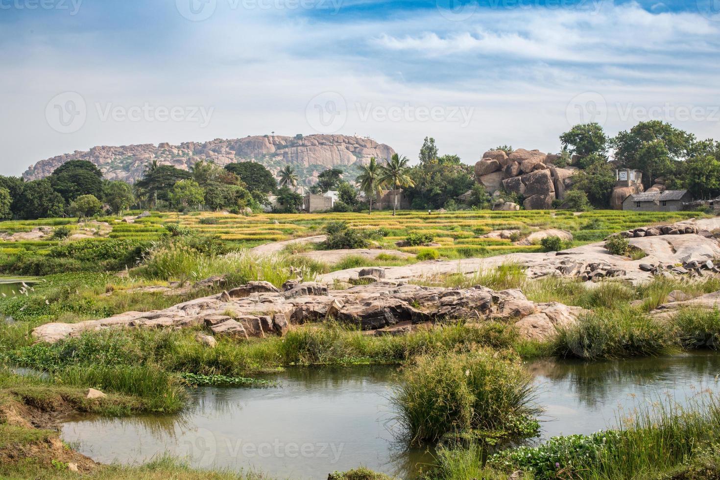 india_hampi_landscape foto