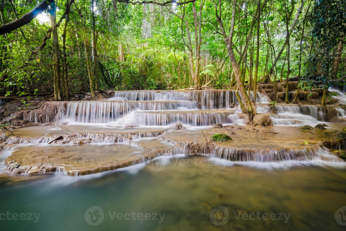 huaymaekamin waterval foto