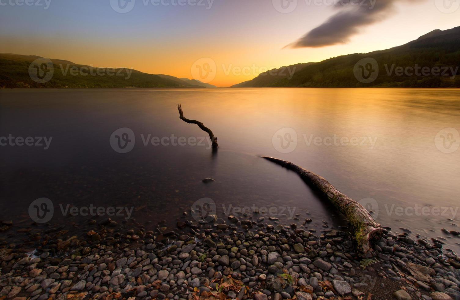 monster van Loch Ness foto