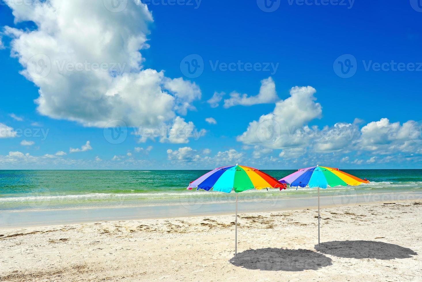 parasols foto