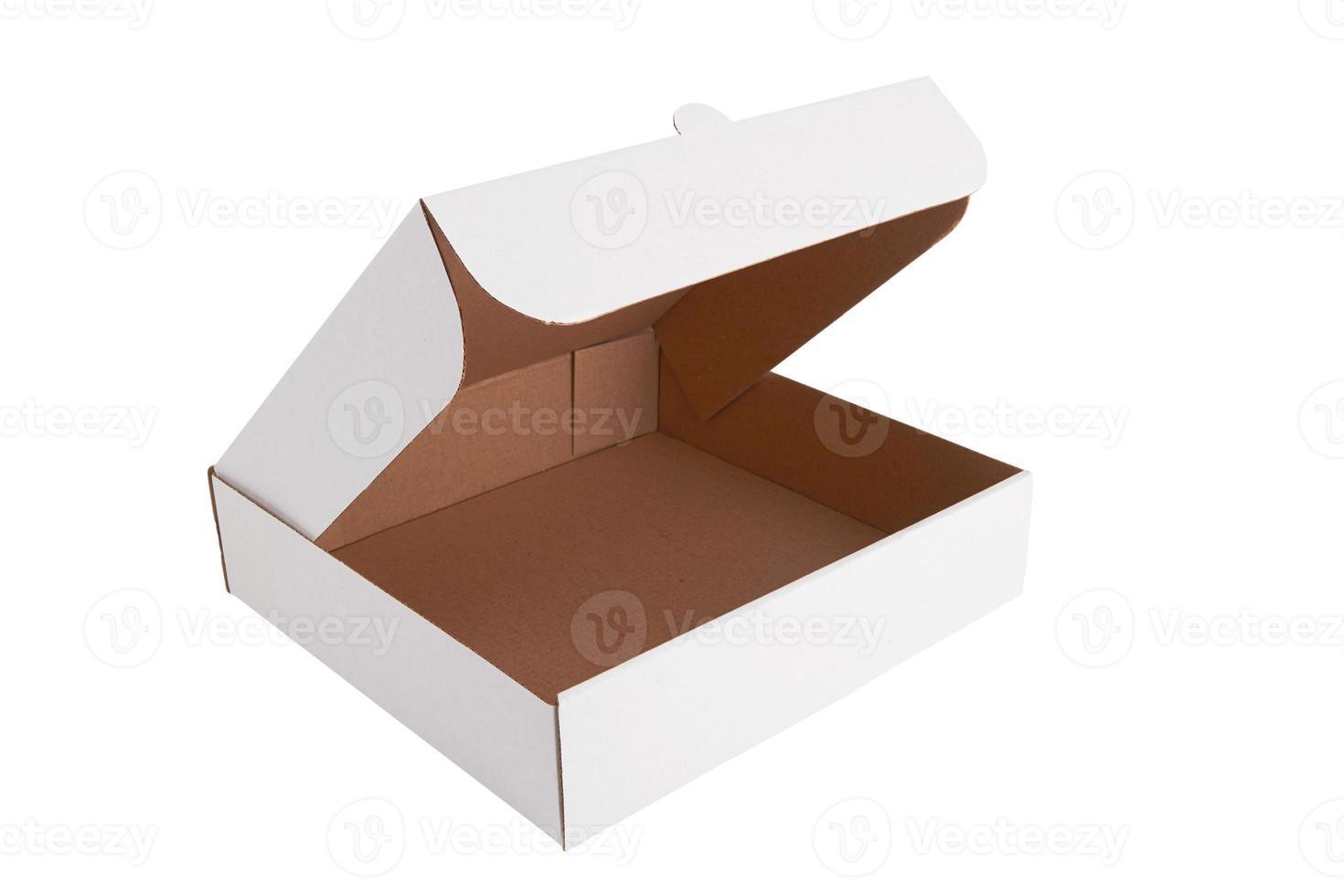 witte doos foto