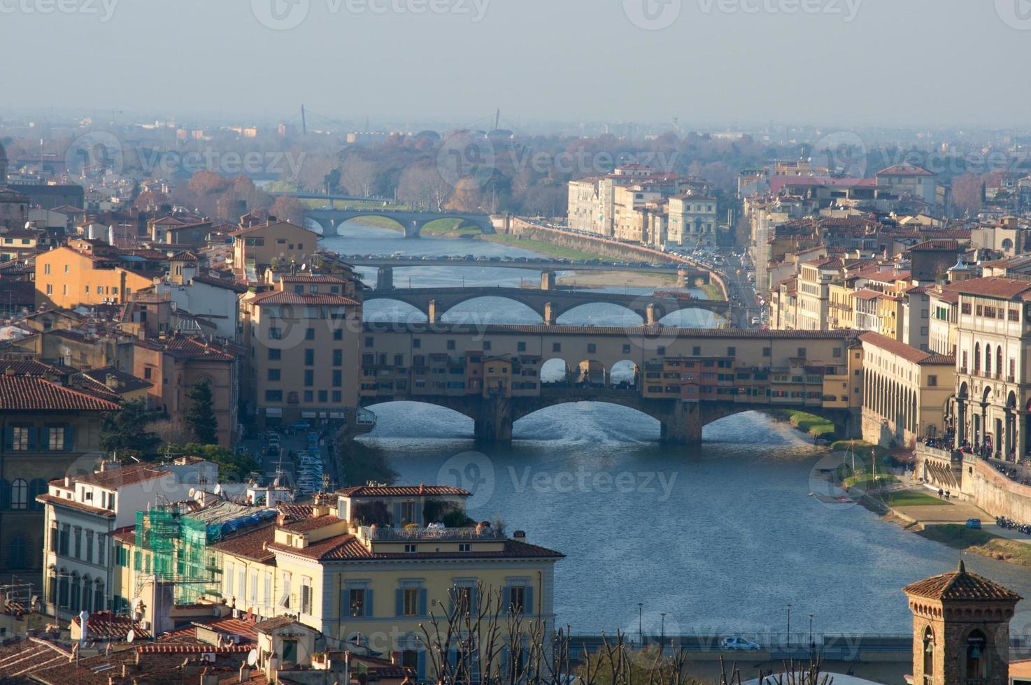 ponte vecchio, florence foto