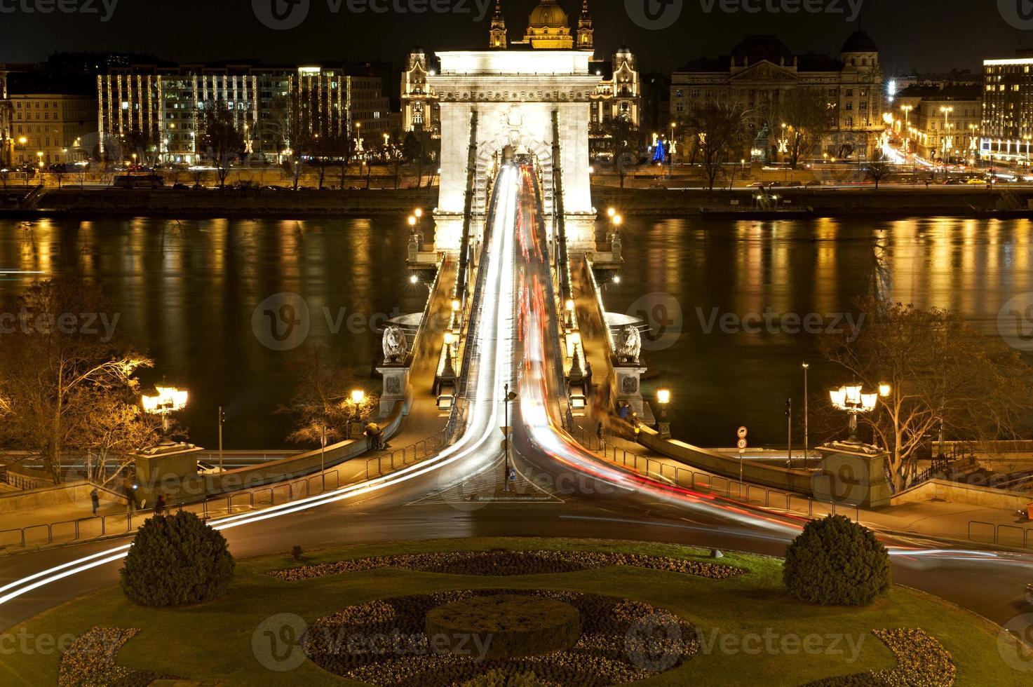 budapest kettingbrug foto