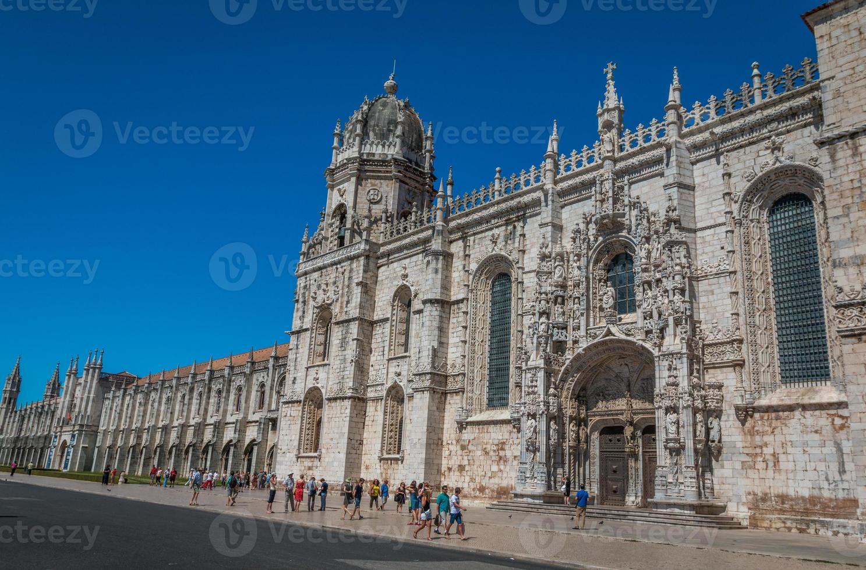 kathedraal van belem foto