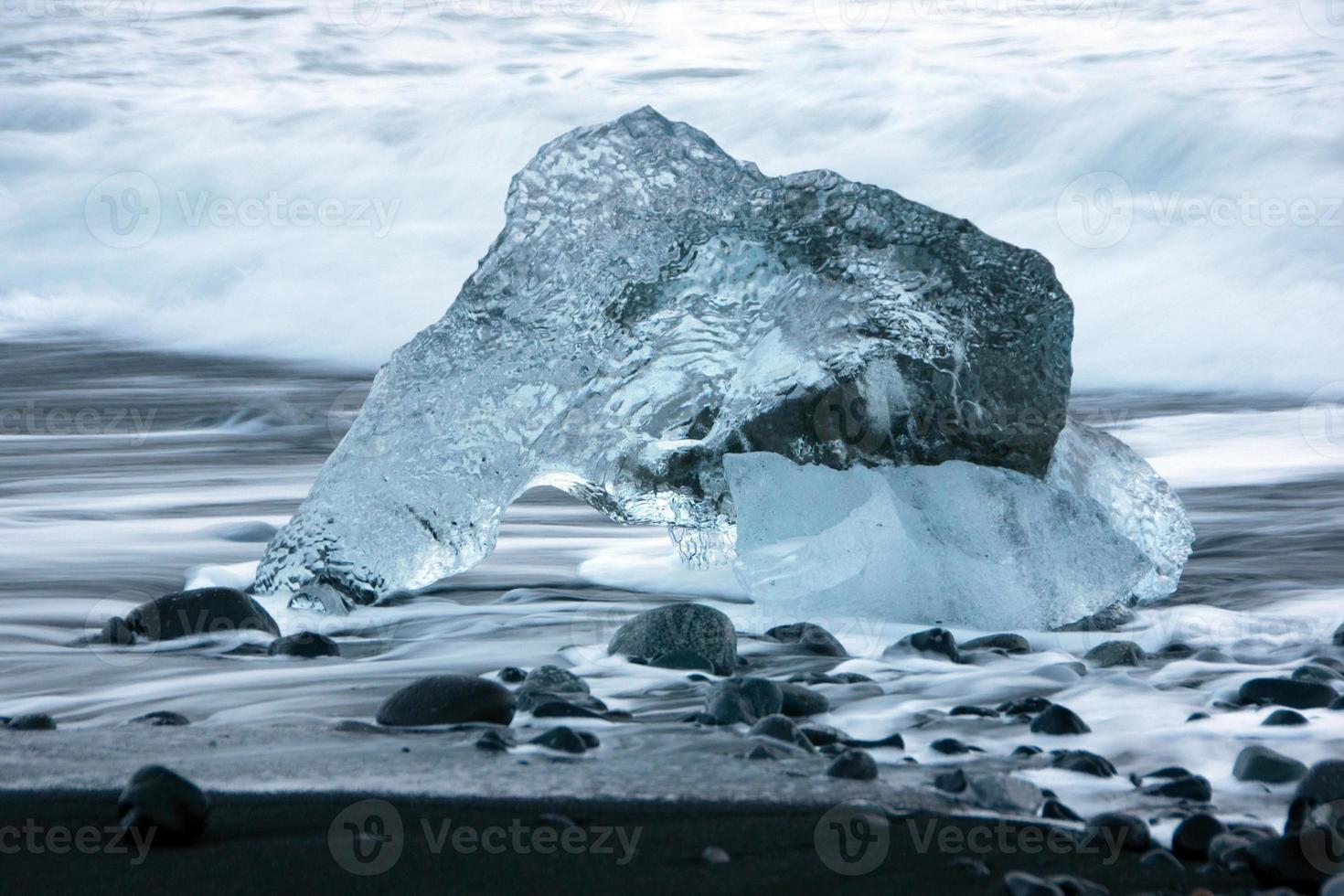 joekulsarlon, IJsland foto