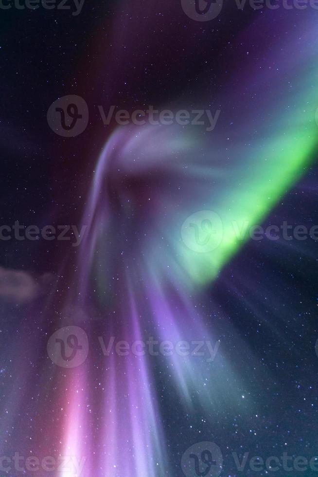 noorderlicht aurora ijsland foto