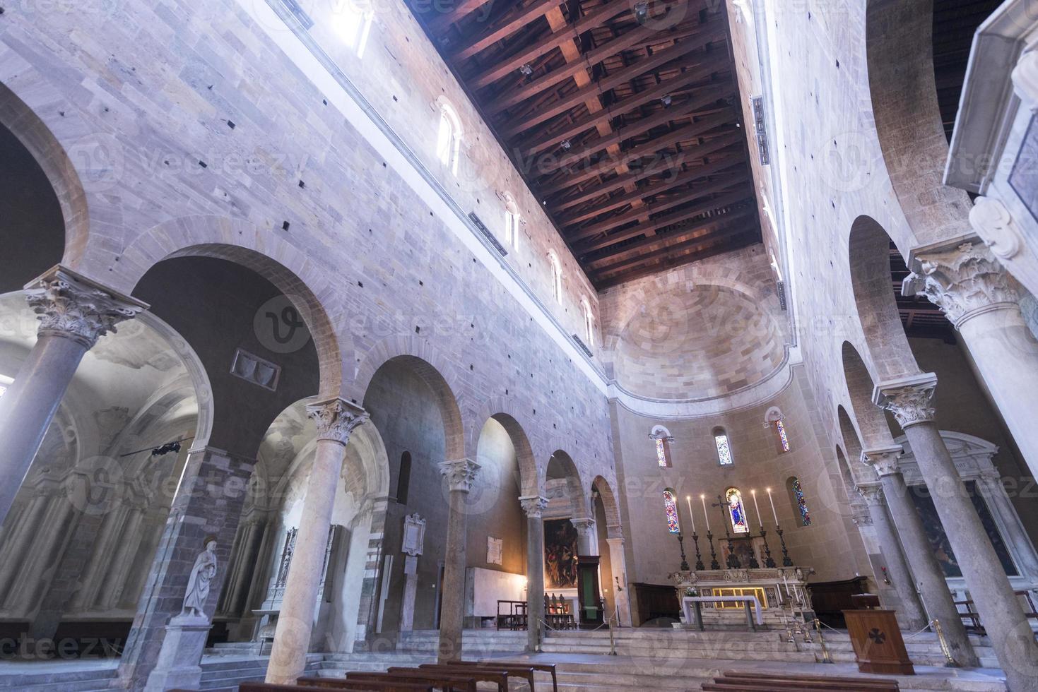 lucca (Toscane, Italië), San Frediano foto