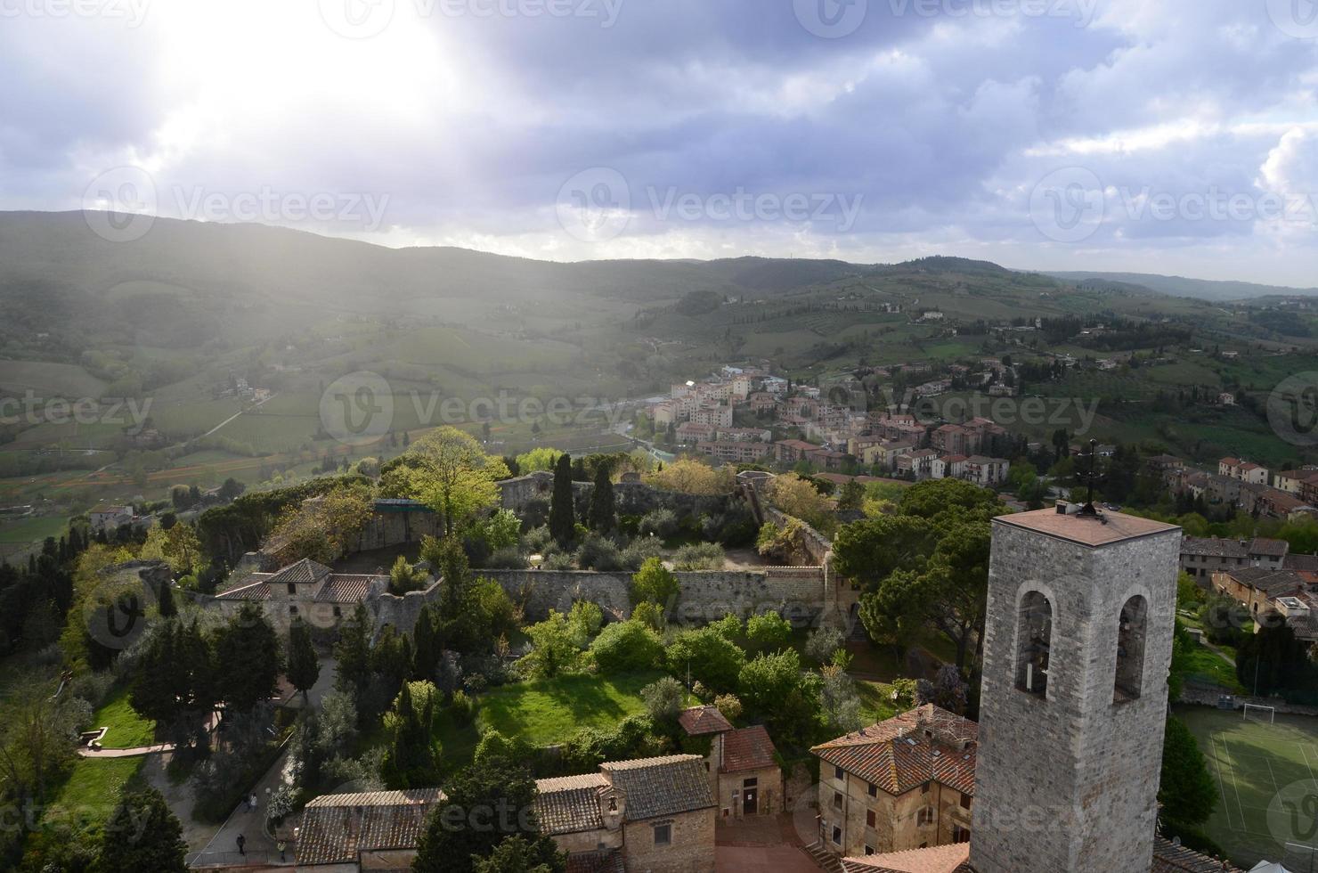 San Gimignano foto