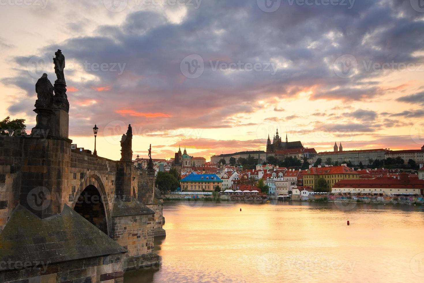 Praag, Tsjechië. foto