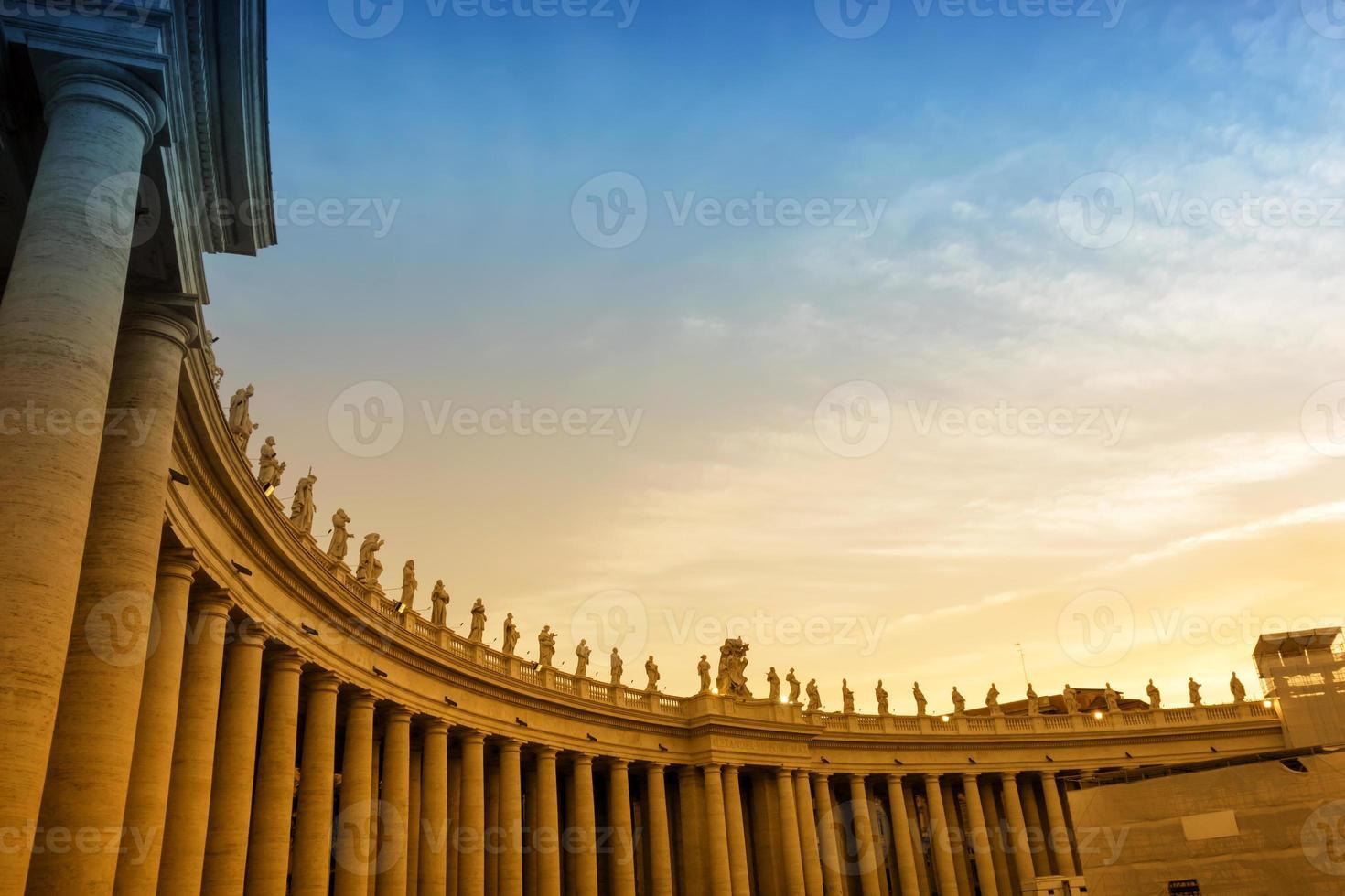 colosseum, italië foto