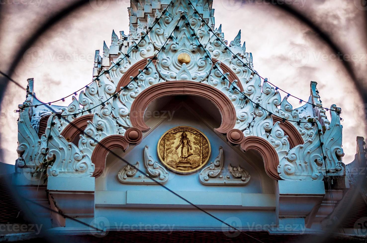 een van de vele bestemmingen in Chumphon, Thailand foto