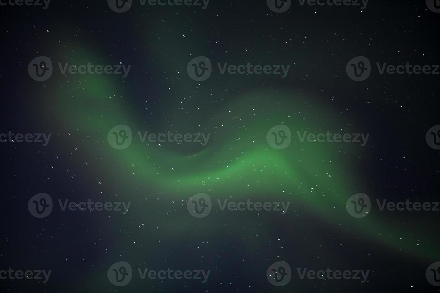 aurora borealis golf foto