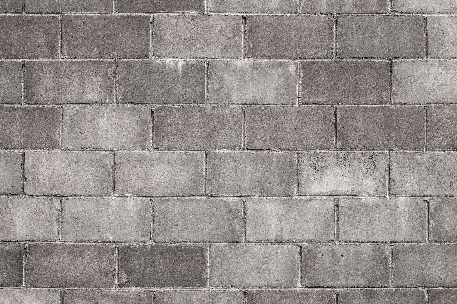 oude betonnen blokmuur foto