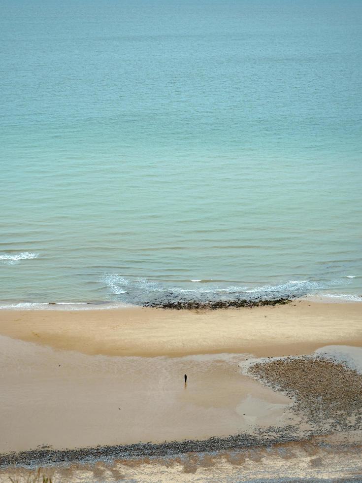 uitzicht op het strand foto