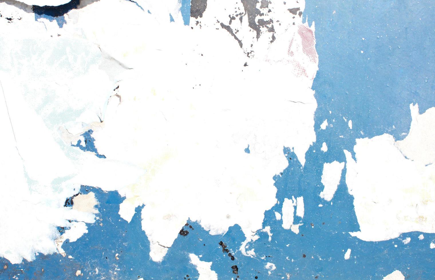 afgestoken verf textuur foto