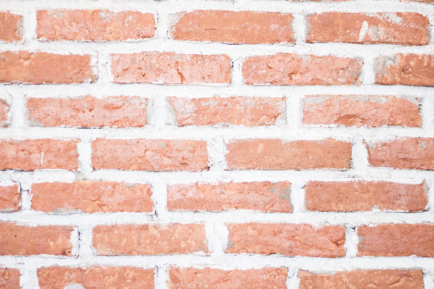 close-up van een bakstenen muur foto