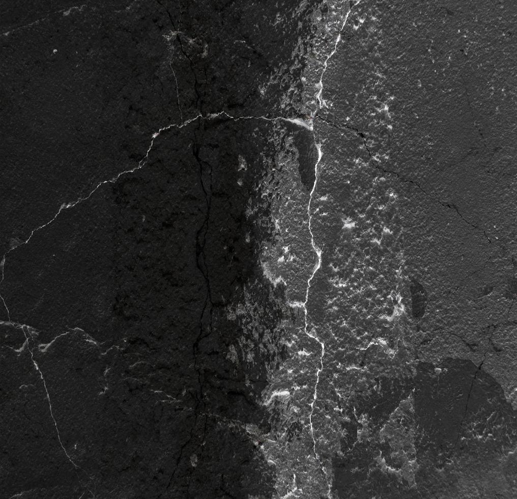 zwarte grunge muur textuur foto