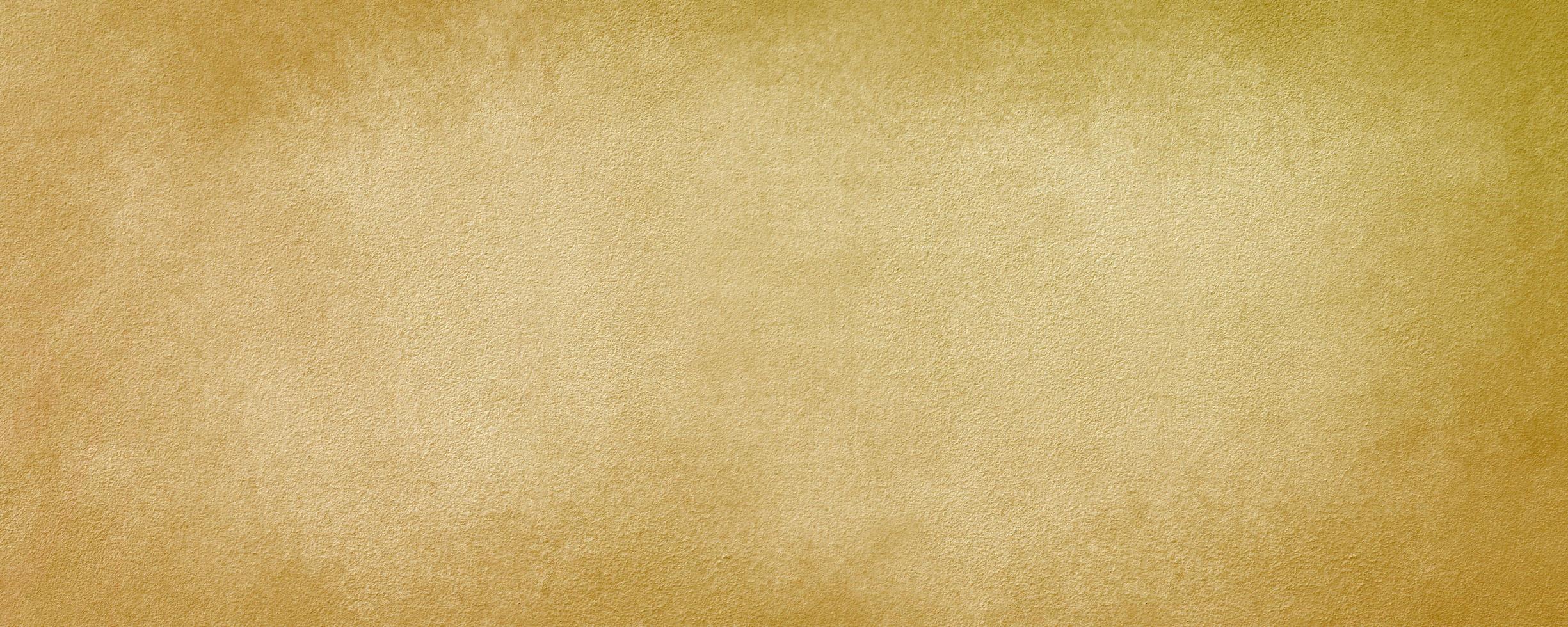 abstracte vintage gele cement muur achtergrond met gekrast, modern beton als achtergrond met ruwe textuur, schoolbord. concrete kunst ruwe gestileerde textuur foto