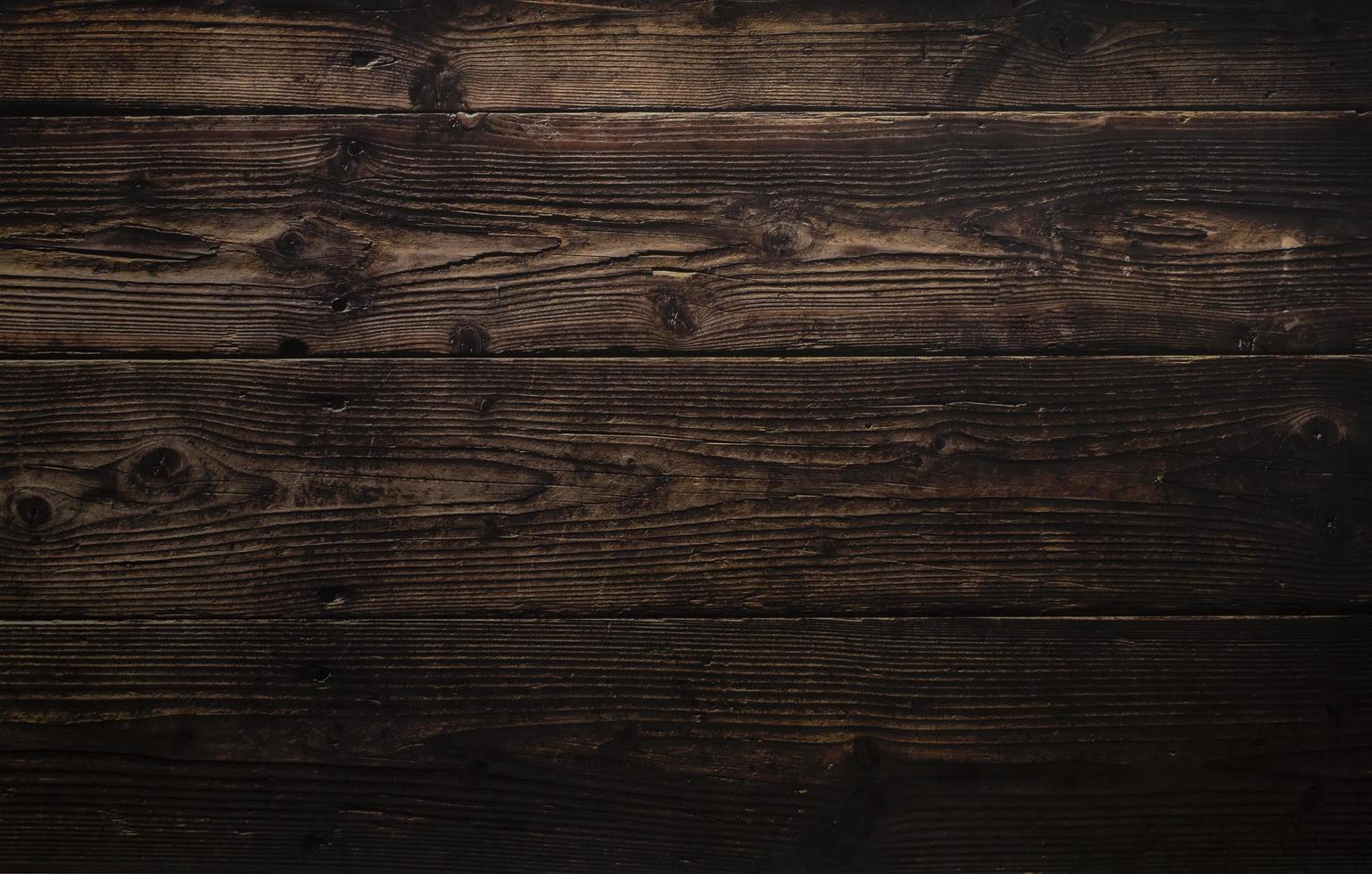 donkere rustieke houtstructuur foto