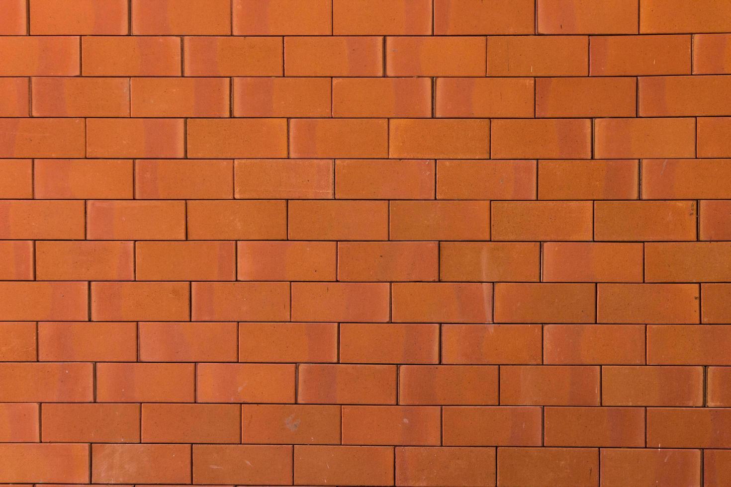 bakstenen muur textuur achtergrond foto
