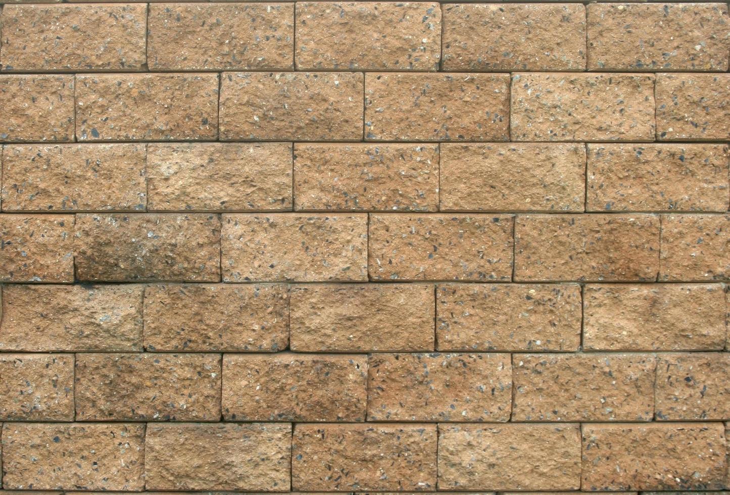 bruine bakstenen muur foto