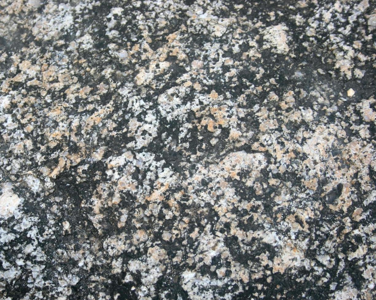 zwart-witte steen foto