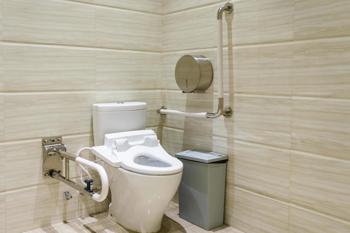 interieur van de badkamer foto