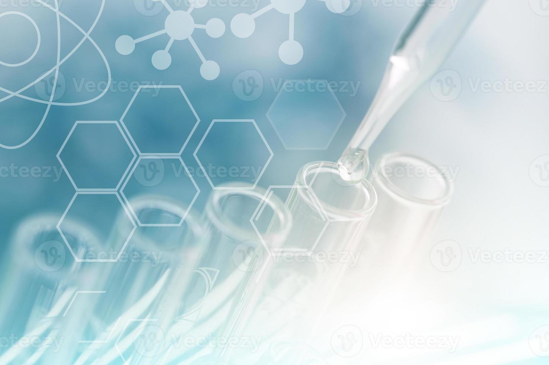 wetenschap en onderzoek concept foto