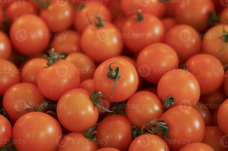 rode rijpe tomaten foto