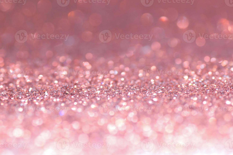 roze glitter bokeh foto