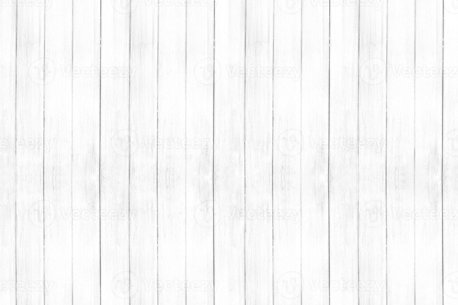 witte houtstructuur muur achtergrond foto