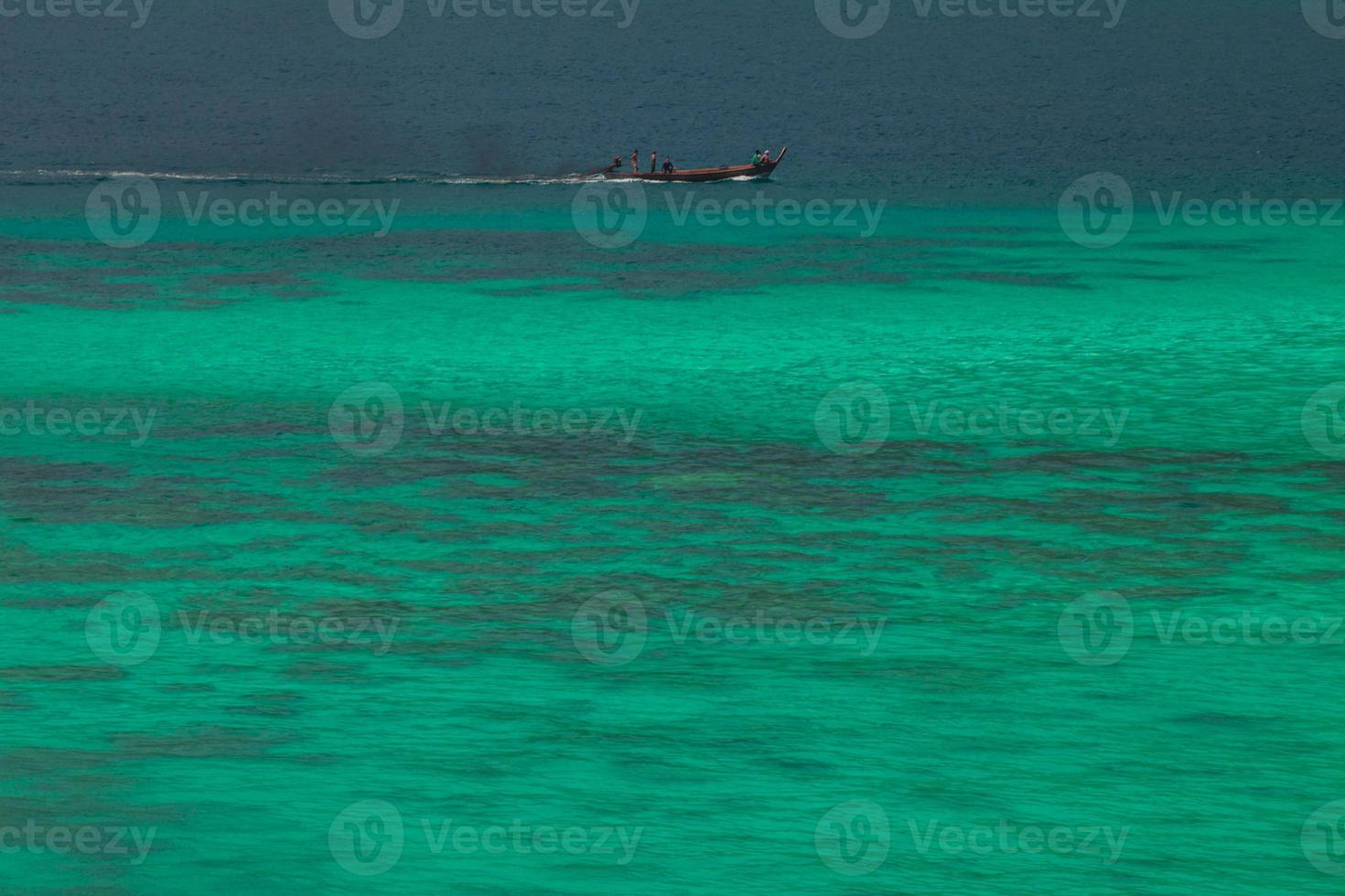 groen strandwater foto