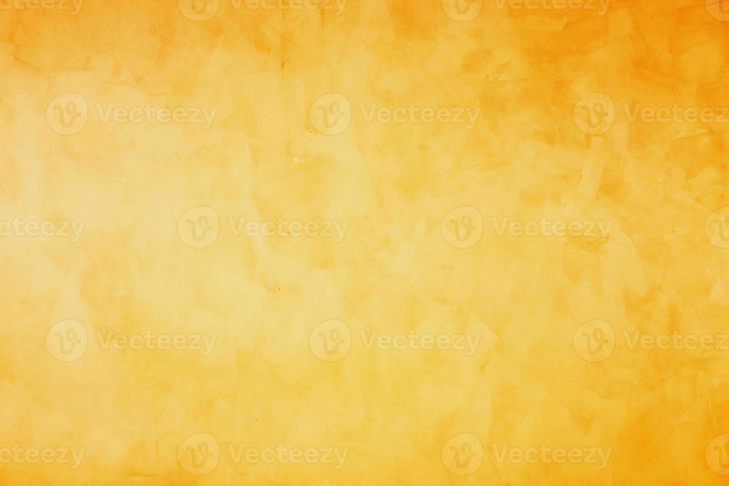 oranje muur achtergrond foto