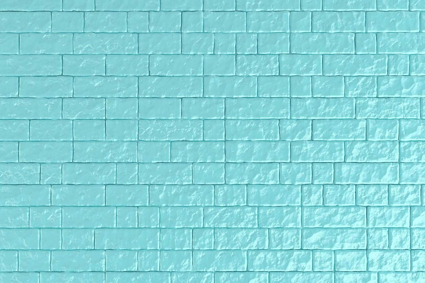 3D-afbeelding van een groene muur foto