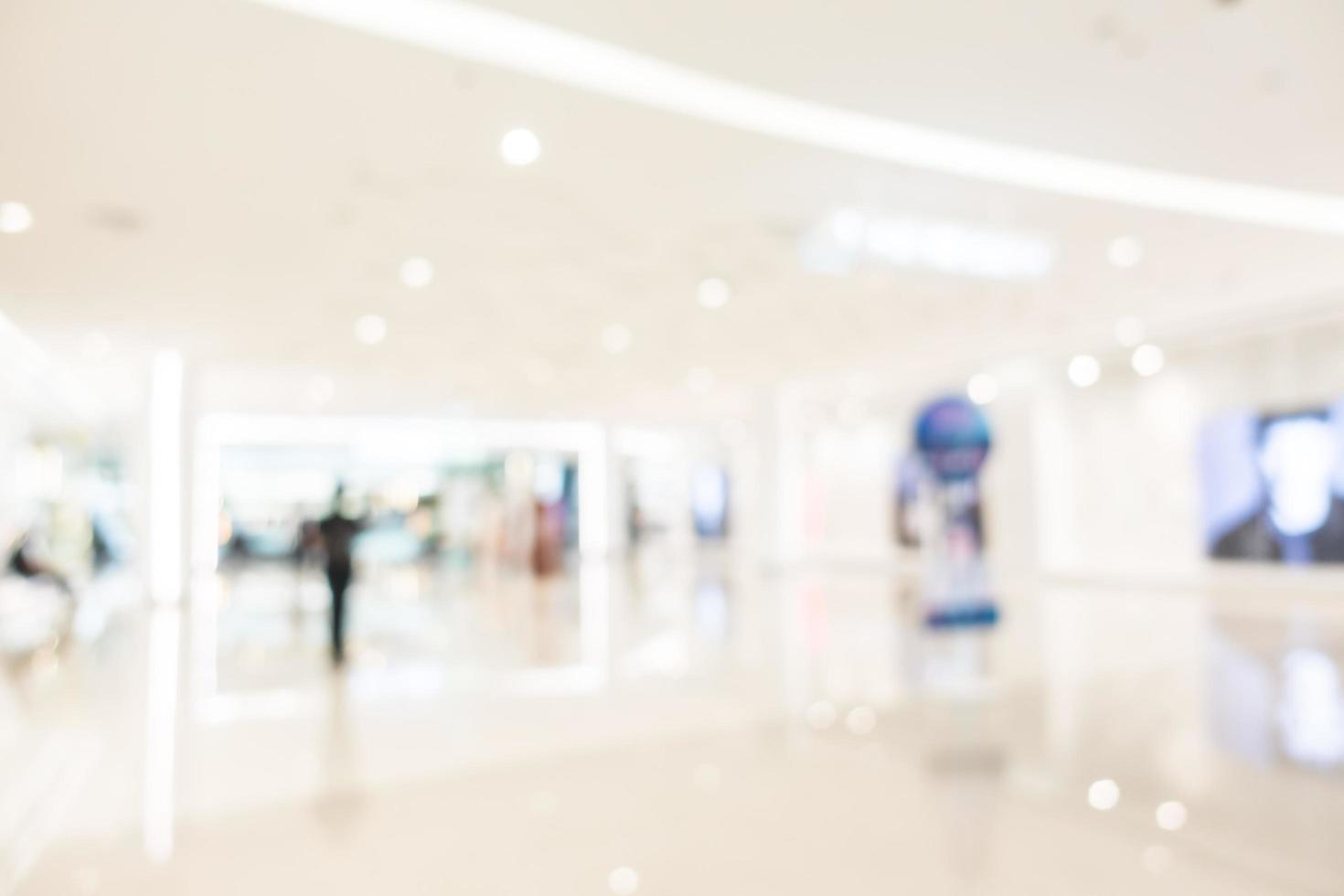 abstract intreepupil winkelcentrum interieur foto