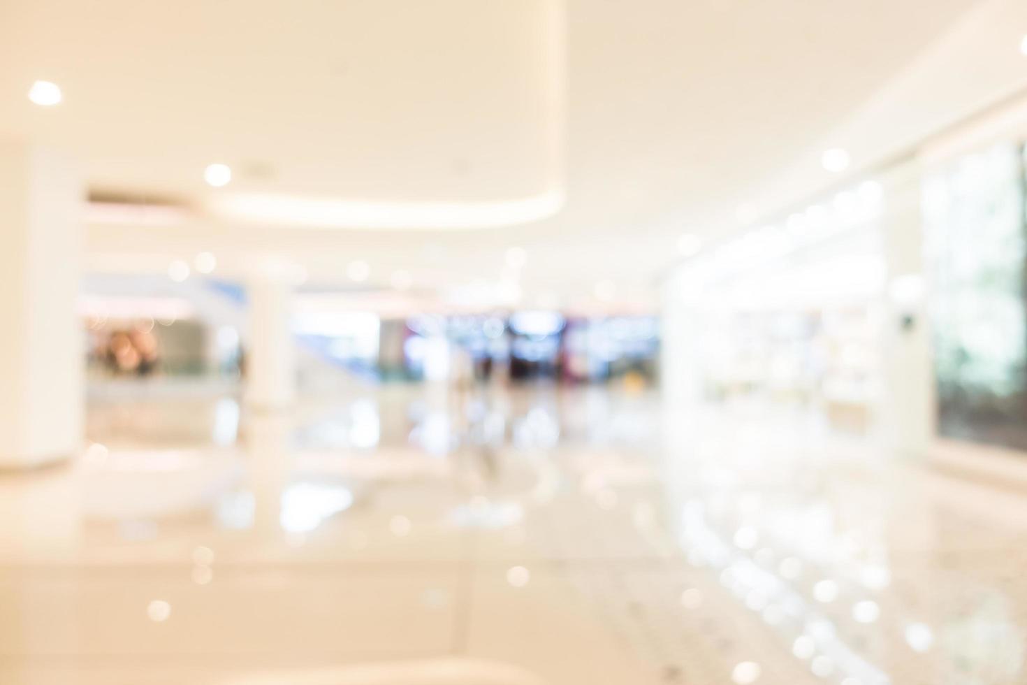 abstract intreepupil winkelcentrum interieur voor achtergrond foto