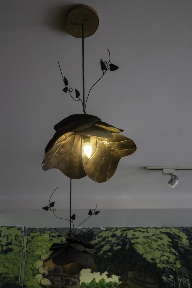 vintage hanglamp foto