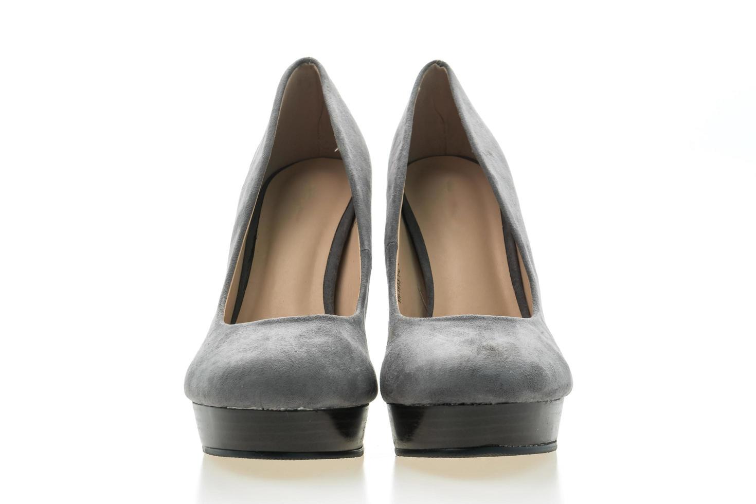 schoenen met hoge hakken foto